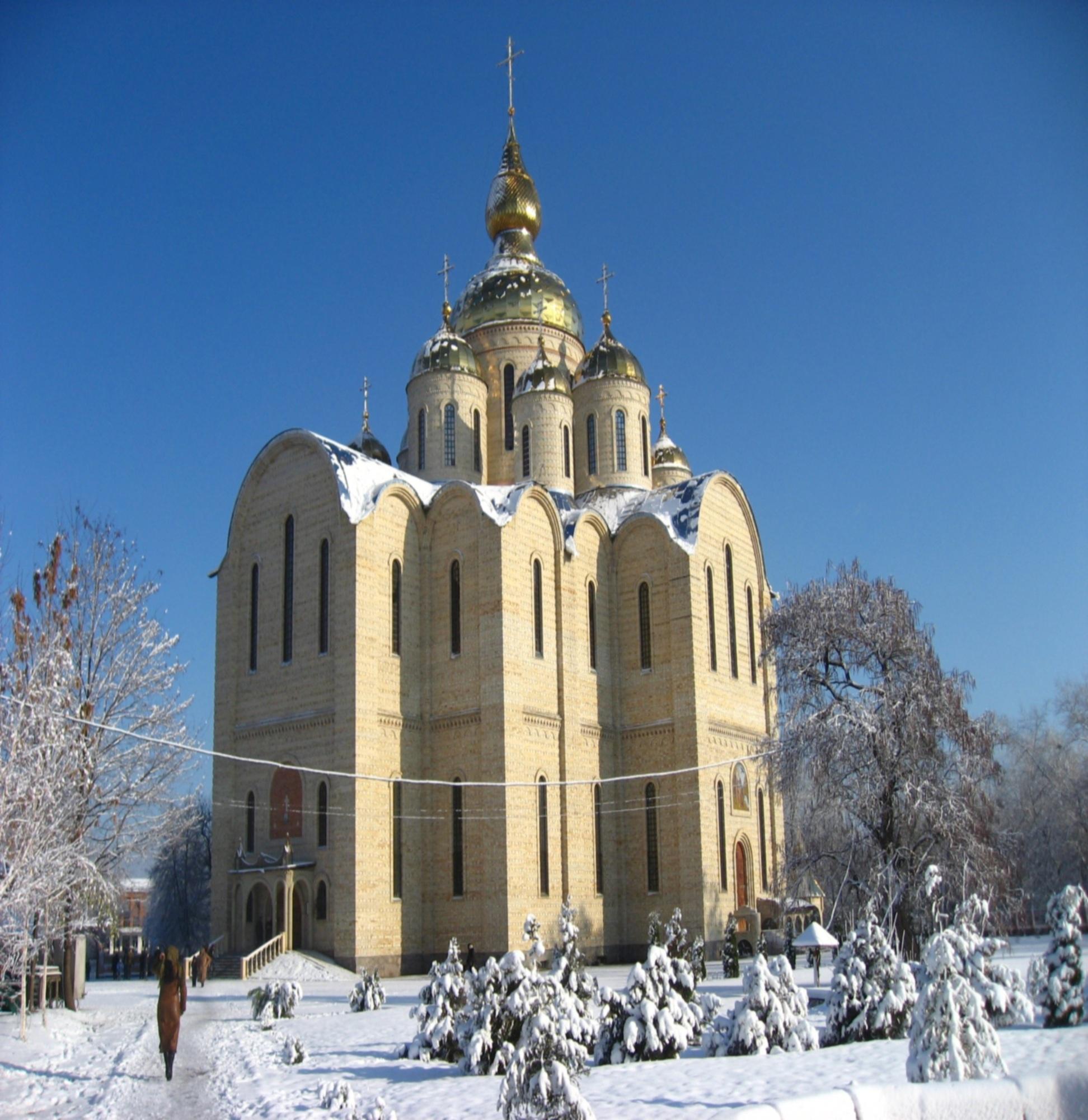 Свято михайловского кафедрального